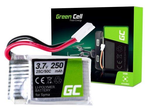 Batterie Green Cell ® pour Sym X11 X11C X13 Storm 3.7V 250mAh