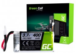 Batterie Green Cell ® pour JJRC H31 3.7V 400mAh