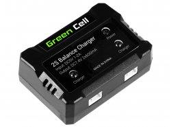 Ladeprogramm Green Cell ® pour Drohnenbatterien/Hubschrauber Syma Hubsan JJRC Wltoys Über die Spannung 7.4V