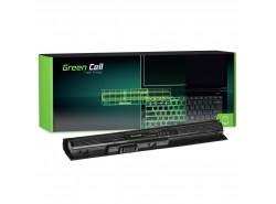 Green Cell ® Batterie VI04 HSTNN-LB6J pour HP Pavilion 14 15 17 und HP Envy 14 15 17 14.8V