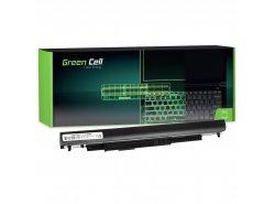 Green Cell Batterie HS04 pour HP 250 G4 G5 255 G4 G5, HP 15-AC012NW 15-AC013NW 15-AC033NW 15-AC034NW 15-AC153NW 15-AF169NW