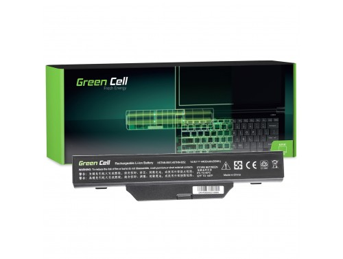 Green Cell ® Batterie HSTNN-IB51 pour HP 550 610 615 Compaq 550 610 615 6720 6830