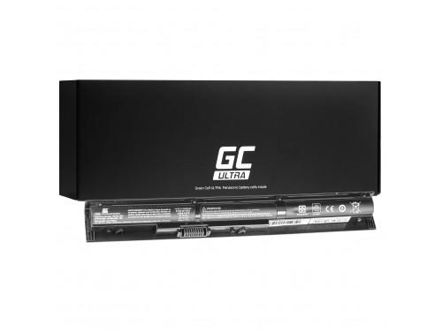 Green Cell ULTRA Batterie VI04 VI04XL 756743-001 756745-001 pour HP ProBook 440 G2 445 G2 450 G2 455 G2 Envy 14 15 17 14.8V