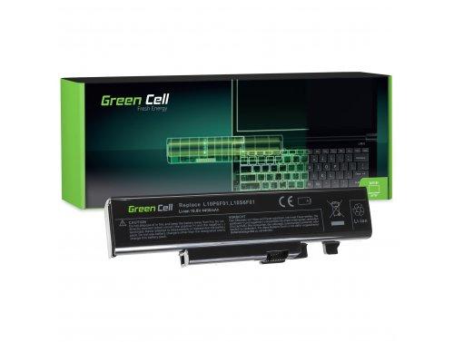 Green Cell Batterie L10S6F01 pour Lenovo IdeaPad Y470 Y570 Y570A Y570N