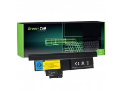 Green Cell ® Batterie 42T4657 pour IBM Lenovo ThinkPad Tablet X200 X201