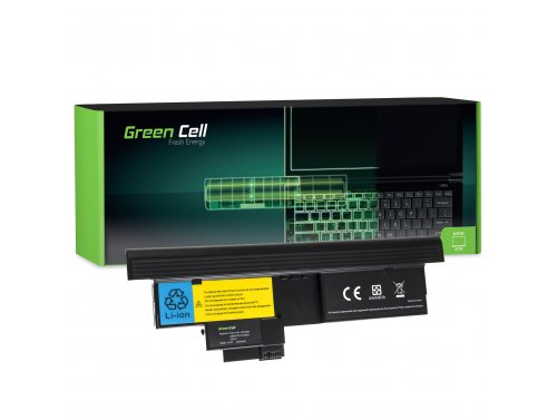 Green Cell Batterie 42T4657 43R9257 pour Lenovo ThinkPad Tablet X200 X200t X201 X201t