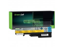 Green Cell ® Batterie L09L6Y02 pour IBM Lenovo B570 G560 G570 G575 G770 G780 IdeaPad Z560 Z565 Z570 Z585