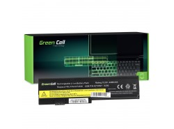 Green Cell Batterie 42T4536 42T4650 pour Lenovo ThinkPad X200 X200s X201 X201s X201i