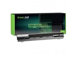 Green Cell Batterie L12M4E01 L12L4E01 L12L4A02 L12M4A02 pour Lenovo G50 G50-30 G50-45 G50-70 G50-80 G500s G505s Z50-70 Z51-70