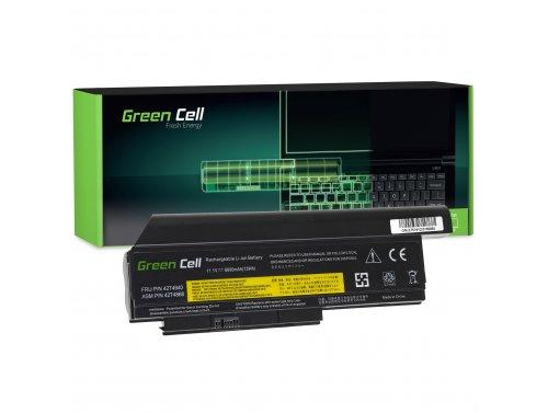 Green Cell Batterie 42T4861 45N1025 pour Lenovo ThinkPad X230 X230i X220 X220i X220s