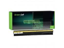 Green Cell ® Batterie L12M4E01 pour IBM Lenovo IdeaPad Z710