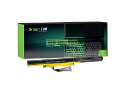 Green Cell ® Batterie L12M4F02 121500123 pour IBM Lenovo IdeaPad P500 Z510 P400 TOUCH P500 TOUCH Z400 TOUCH Z510 TOUCH