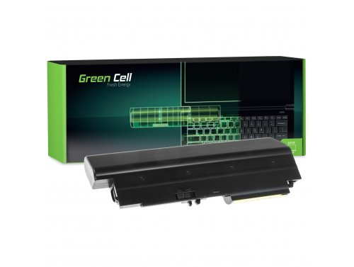 Green Cell ® Batterie 42T5225 pour IBM Lenovo ThinkPad T61 R61 T400 R400