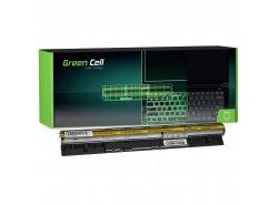 Green Cell ® Batterie L09L6D16 pour Lenovo IdeaPad S300 S310 S400 S400U S405 S410 S415