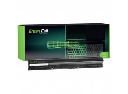 Green Cell Batterie M5Y1K pour Dell Inspiron 15 3568 3555 3558 5551 5552 5555 5558 5559 17 5755 5758 5759 Vostro 3558 3568