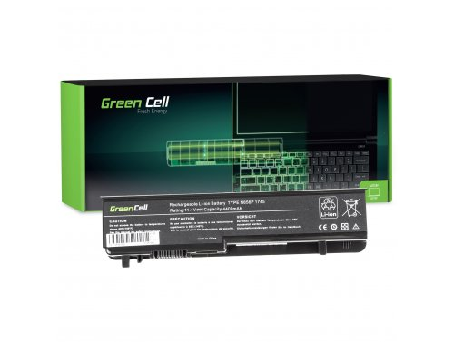 Green Cell Batterie U164P U150P pour Dell Studio 17 1745 1747 1749