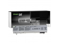 Green Cell PRO Batterie PT434 W1193 pour Dell Latitude E6400 E6410 E6500 E6510 E6400 ATG E6410 ATG Dell Precision M2400 M4400