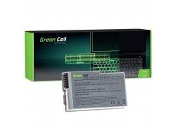 Green Cell Batterie C1295 pour Dell Latitude D500 D505 D510 D520 D530 D600 D610
