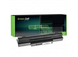 Green Cell Batterie A32-K72 pour Asus N71 K72 K72J K72F K73S K73SV N71 N71J N71V N73 N73J N73S N73SV X73E X73S X73SD X73T X77