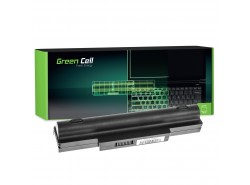 Green Cell ® Batterie A32-K72 pour Asus N71 K72 K72J K72F K73SV N71 N73 N73S N73SV X73S