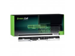 Green Cell ® Batterie A41-U36 A42-U36 pour Asus U32 U32J U32JC U32U U36 U36J U36JC U36S U36SD U36SG X32 X32U weiß