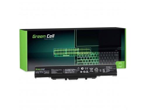 Green Cell ® Batterie A32-U31 A42-U31 pour Asus U31U31E U31F U31J U31JG U41JF U31SD U41 U41J U41JF