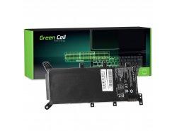 Green Cell Batterie C21N1347 pour Asus A555 A555L F555 F555L F555LD K555 K555L K555LD R556 R556L R556LA R556LJ X555 X555L
