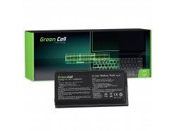 Green Cell Batterie A32-F5 pour Asus F5 F5C F5GL F5M F5N F5R F5SL F5SR F5Z F5V F5VL F5GL F5RL X50 X50GL X50M X50N X50RL X50SL