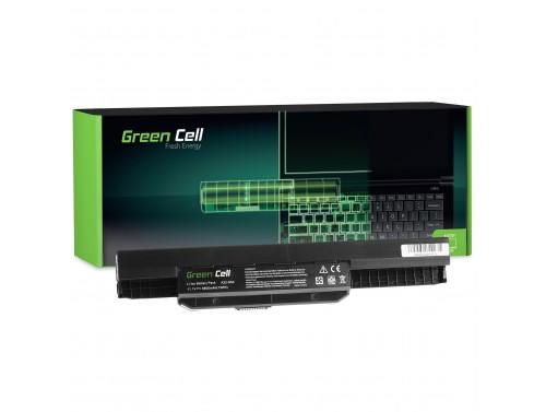 Green Cell Batterie A32-K53 pour Asus K53 K53E K53S K53SJ K53SV K53T K53U K54 X53 X53E X53S X53SV X53U X54 X54C X54H X54L