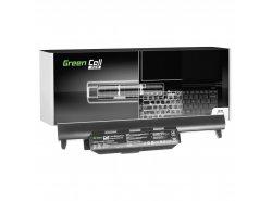 Green Cell PRO Batterie A32-K55 pour Asus R400 R500 R500V R500VJ R700 R700V K55A K55VD K55VJ K55VM K75V X55A X55U X75V X75VB