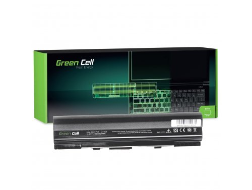 Green Cell ® Batterie A32-UL20 pour Asus Eee-PC 1201 1201N 1201K 1201T 1201HA 1201NL 1201PN