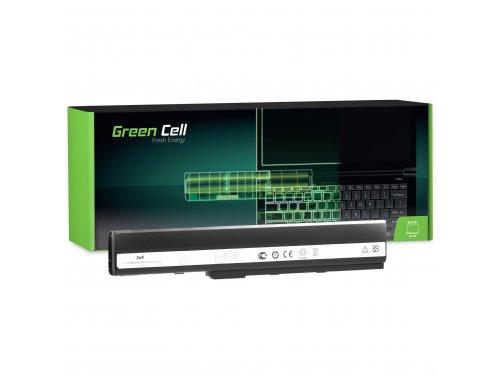 Green Cell ® Batterie A32-K52 pour K52 K52J K52F K52JC K52JR K52N X52 X52J A52 A52F