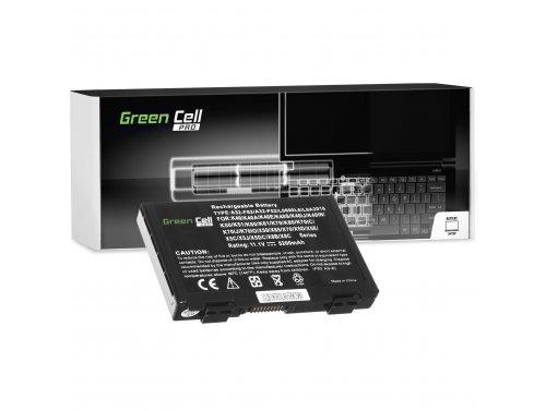 Green Cell ® Batterie A32-F82 pour Asus K40 K50 K50AB K50C K51 K51AC K60 K70 X70 X5DC