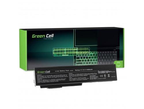 Green Cell Batterie A32-M50 A32-N61 pour Asus G50 G51J G60 G60JX M50 M50V N53 N53J N53S N53SV N61 N61J N61JV N61V N61VG N61VN