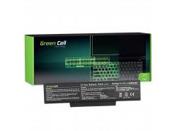 Green Cell Batterie A32-F3 pour Asus F2 F2J F3 F3E F3F F3J F3K F3S F3SA F3SC F3SG F3SV F3T F3Q F7 M51