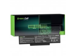 Green Cell ® Batterie A32-F3 pour Asus F2 F2J F3 F3S F3E F3F F3K F3SG F7 M51