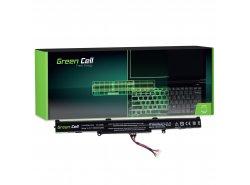 Green Cell Batterie A41-X550E pour Asus A550 F550 F550D K550 K750 R510 R510D R510DP R750 R752L R752LB X450 X550 X550D X750