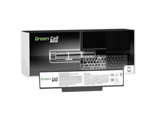Green Cell ® Batterie A32-K72 pour Asus N71 K72 K72J K72F K73SV N71 N73 N73S N73SV X73S