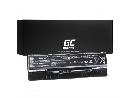 Green Cell ULTRA Batterie A32-N56 pour Asus G56 G56JR N46 N56 N56DP N56JR N56V N56VJ N56VM N56VZ N56VV N76 N76V N76VJ N76VZ