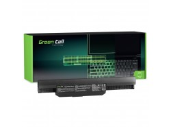 Green Cell ® Batterie A32-K53 pour Asus K53 K53E K53S K53SV X53 X53S X53U X54 X54C X54H