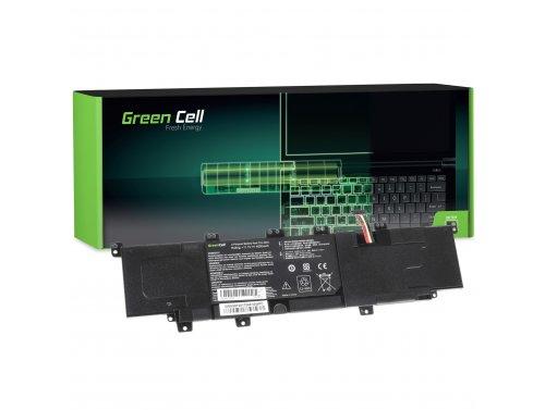Green Cell Batterie C31-X402 pour Asus VivoBook S300 S300C S300CA S400 S400C S400CA X402 X402C