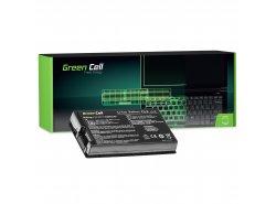 Green Cell Batterie A32-F80 A32-F80A pour Asus F50 F50SL F50Q F50Z F80 F80H F80L F80S F81 N60 X60 X61 X61G X61S X61Z X61SL