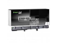 Green Cell ® PRO Batterie A31N1319 A41N1308 pour Asus X551 X551C X551CA X551M X551MA X551MAV R512C R512CA