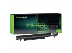 Green Cell Batterie A41-K56 A32-K56 pour Asus K56 K56C K56CA K56CB K56CM K56V R505 S46 S46C S46CA S56 S56C S56CA