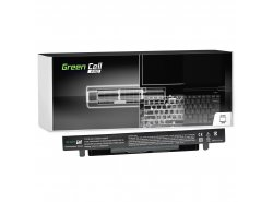 Green Cell ® Batterie PRO A41-X550A pour A450 A550 R510 R510CA X550 X550CA X550CC X550VC 2600mAh