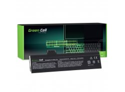 Green Cell ® Batterie L51-3S4000-G1L1 pour MAXDATA Eco 4511 4511IW Uniwill L51 Advent 7113 8111