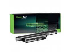 Green Cell ® Batterie FPCBP179 pour Fujitsu-Siemens LifeBook S6510 S6520 S7210 S7220
