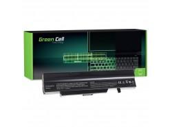 Green Cell Batterie BTP-B4K8 BTP-B7K8 pour Fujitsu-Siemens Esprimo Mobile V5505 V6535 V5545 V6505 V6555 Amilo Pro V3405 V350