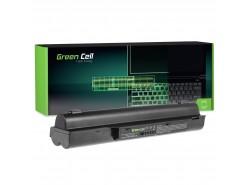 Green Cell Batterie FPCBP250 pour Fujitsu LifeBook A512 A530 A531 AH502 AH530 AH531 LH520 6600mAh