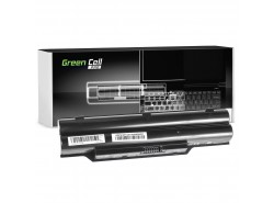 Green Cell PRO Batterie FPCBP250 pour Fujitsu LifeBook A512 A530 A531 AH502 AH530 AH531 LH520